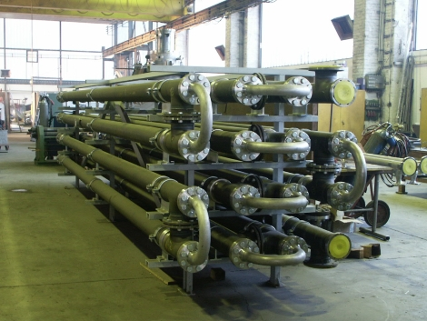 High Pressure Heat Exchanger Archives - Innoweld